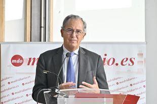 Enrique Ossorio, consejero de Educación, Universidades y Ciencia