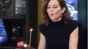 Isabel Díaz Ayuso ha inaugurado la 34 edición del Salón Gourmets en Ifema Madrid