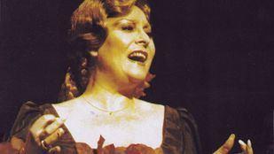 Fallece la cantante Concha Márquez Piquer