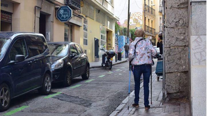 La peatonalización del entorno de la Plaza de los Mostenses, prevista para principios de 2022