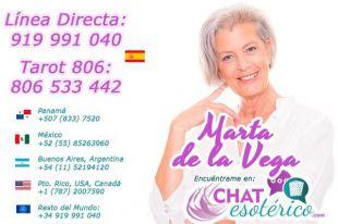 La mejor VIDENTE de España es sin dudas Marta de la Vega