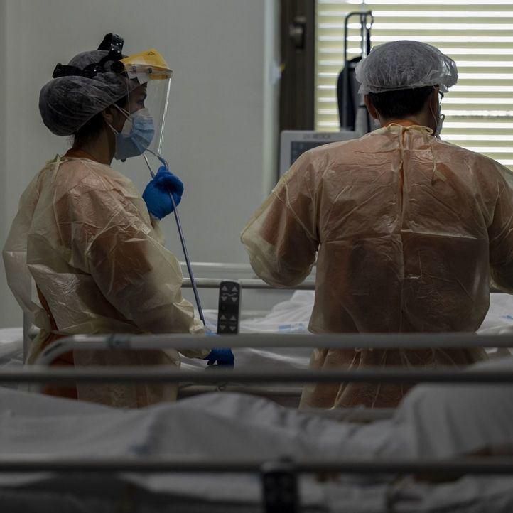 Ligero aumento de los contagios en una jornada con tres nuevos fallecidos por Covid