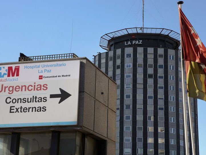 Hospital La Paz urgencias
