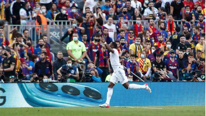 El Real Madrid conquista 'El Clásico'