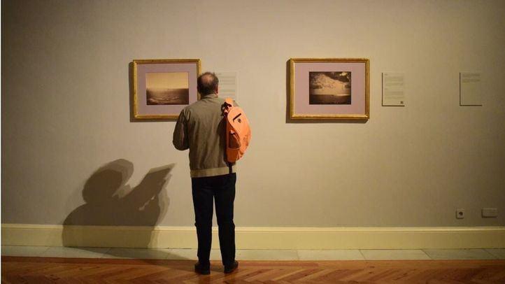 La colección 'Fotografía de lo sublime. Las marinas de Gustave Le Gray' en el Palacio Real de Madrid