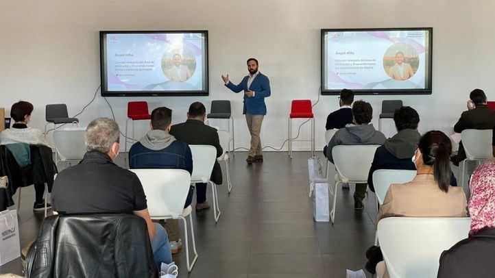 Madrid ofrecerá formación y asesoramiento en los viveros empresariales municipales