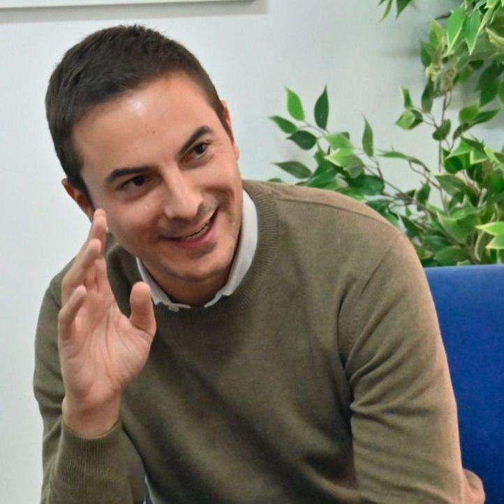 Juan Lobato, candidato a las Primarias del PSOE-M