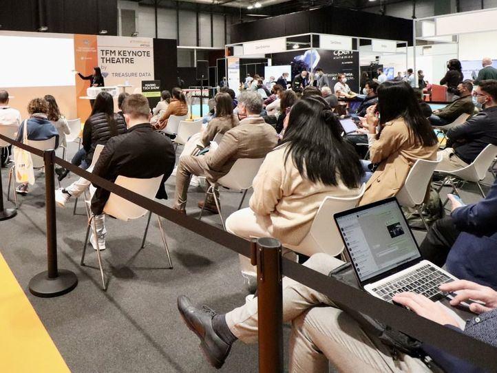El sector tecnológico presenta sus novedades en Madrid Tech Show