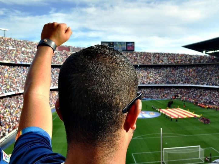 Sanidad mantiene los aforos en los recintos deportivos