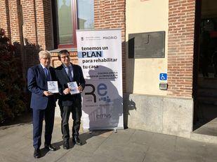 Nuevas ayudas a la rehabilitación de viviendas en seis barrios de Madrid