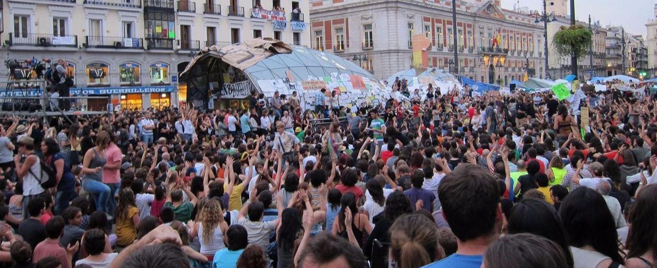 La lucha social se hace global en el aniversario del 15-M