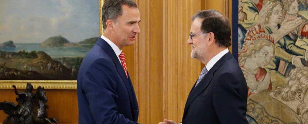 Rajoy acepta con condiciones someterse a la investidura