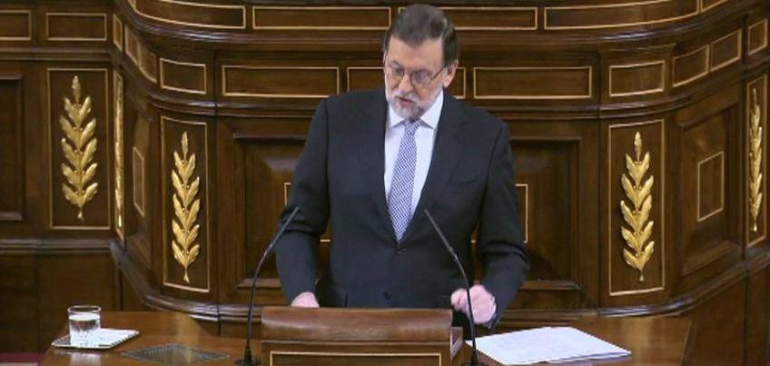 El 'candidato' reprocha agriamente al líder del PSOE su