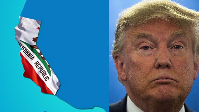 California reactiva una campaña para pedir la independencia tras la victoria de Trump
