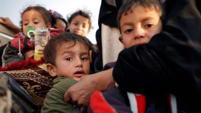 El Estado Islámico utiliza a niños con cinturones de explosivos para conservar Mosul