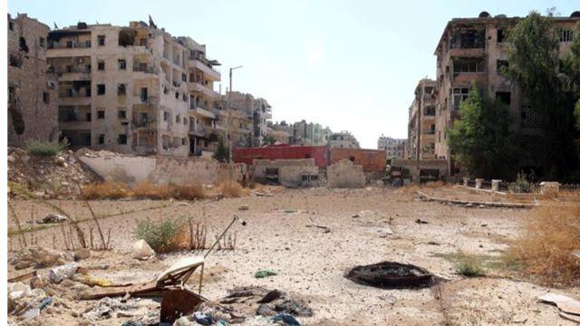 Mil civiles, entre ellos más de 200 niños, han muerto en Alepo, desde el fin de la tregua por la guerra en Siria