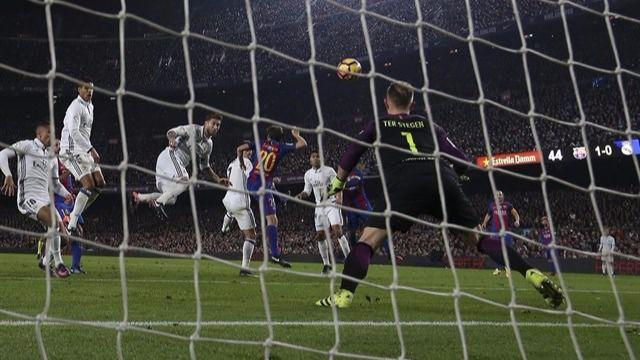 Ramos vuelve a ser el talismán del Madrid