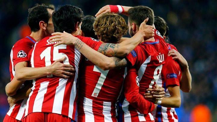 Foto del Atlético de Madrid.