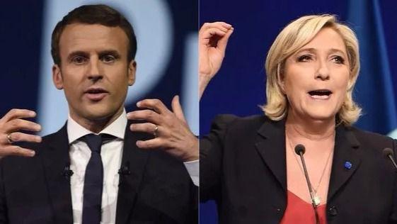 Francia se juega el futuro en la primera vuelta de sus presidenciales