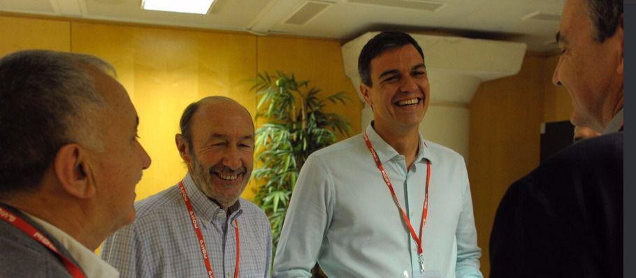 El 'nuevo' PSOE de Pedro Sánchez,