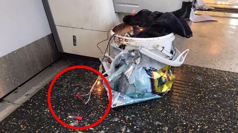 La Policía confirma que la explosión en el metro es un ataque terrorista