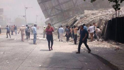 México vuelve a temblar: nuevo terremoto que deja más de 240 muertos