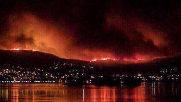 Galicia y Asturias arden con más 100 incendios y ya hay cuatro muertos