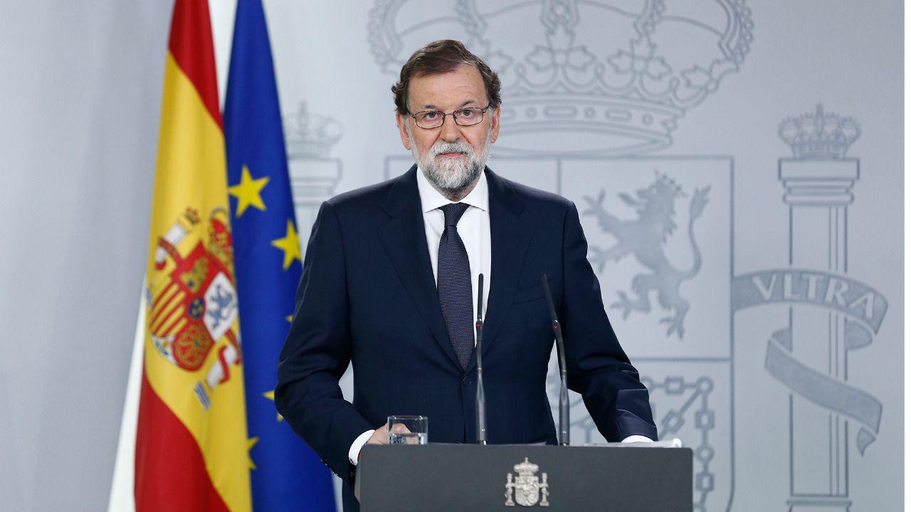 La carta de Rajoy a Puigdemont tras su no respuesta sobre la DUI