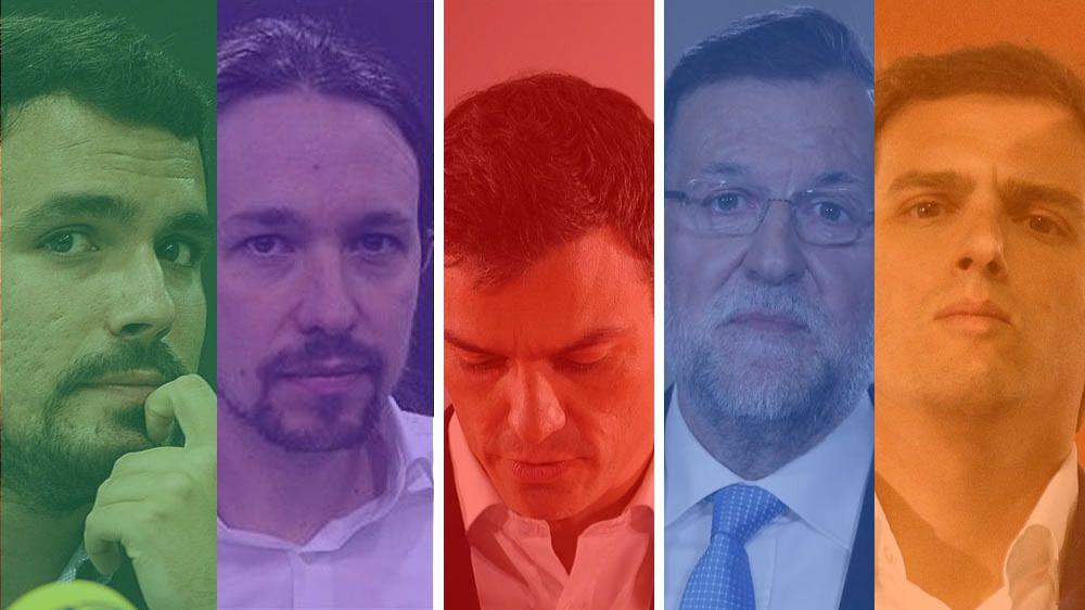 Cs, alternativa al PP en un 2017 que deja perdida a la izquierda