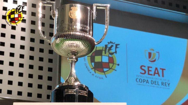 Sorteo de emparejamientos de la Copa del Rey