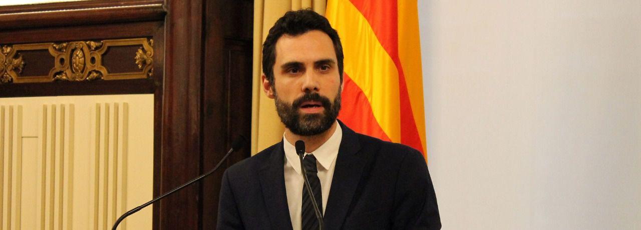 Torrent acata al Constitucional y suspende el Pleno de investidura de Puigdemont