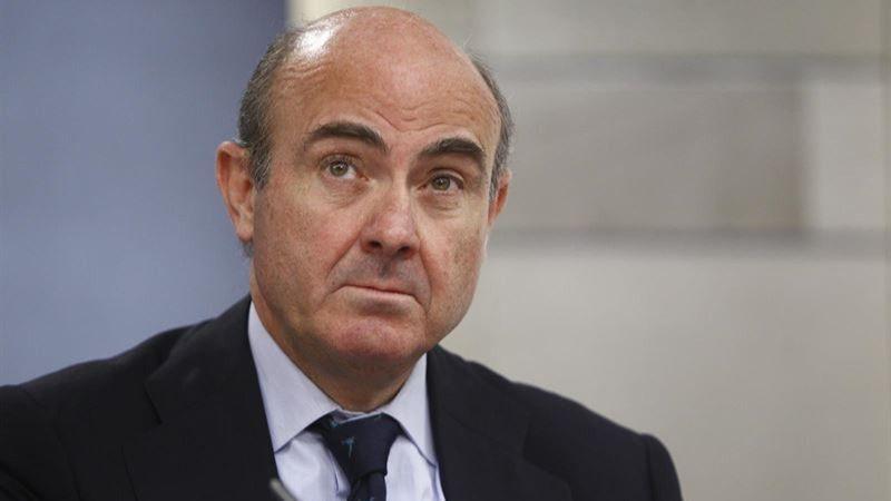 España presenta a De Guindos al BCE pero solo dejará el Ministerio si es elegido