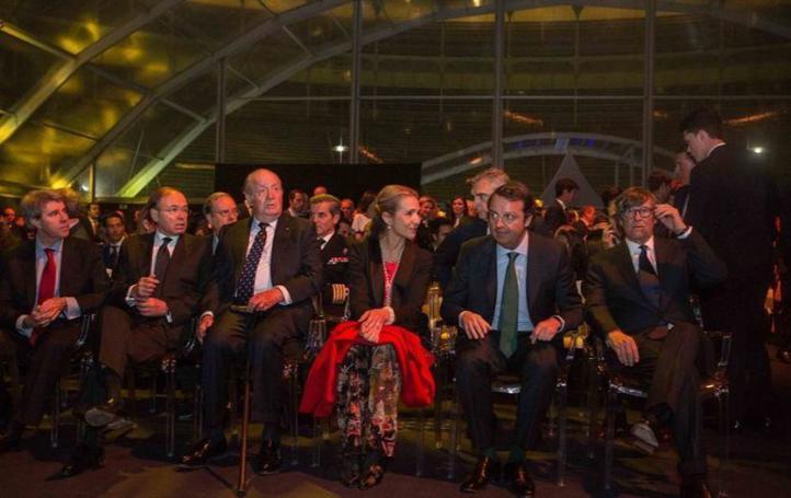 El 'torero' más real: el monarca emérito Juan Carlos I preside la gala de San Isidro 2018