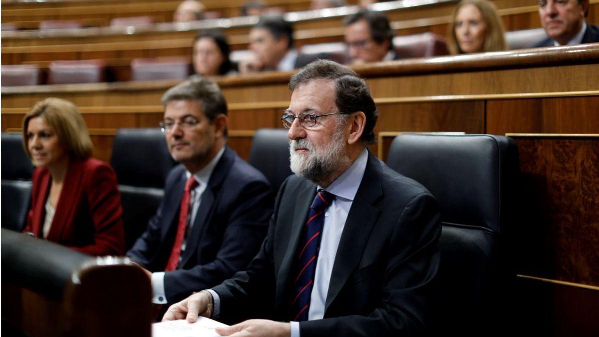 Cuenta atrás para la moción de censura a Rajoy