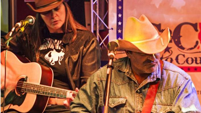 El mejor y más auténtico 'truckin' country se hace en España con la banda Chisum Cattle Co.
