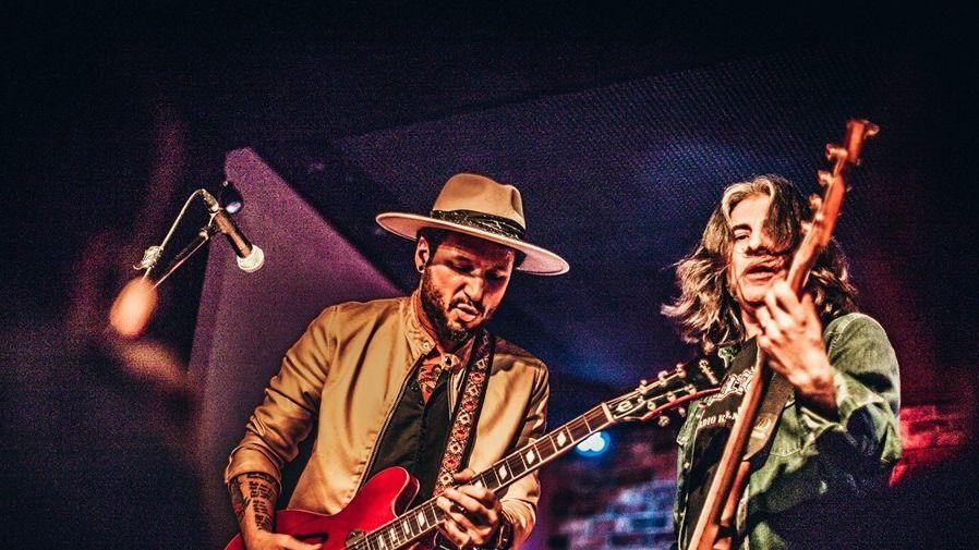 El blues de Alber Solo, en directo este martes en el Café Comercial