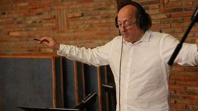 Ángel Illarramendi une en 'Zuzenean' música clásica y raíces vascas