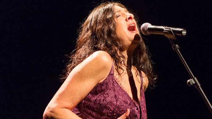 Marcela Ferrari, 'Impertinente' de la mejor música