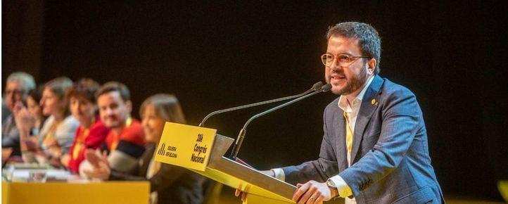 ERC se abstendrá en la investidura de Sánchez