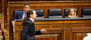 Iglesias asegura que el acuerdo con Bildu es para derogar la reforma laboral íntegra