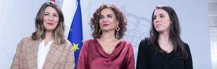El Gobierno con más ministras de toda Europa