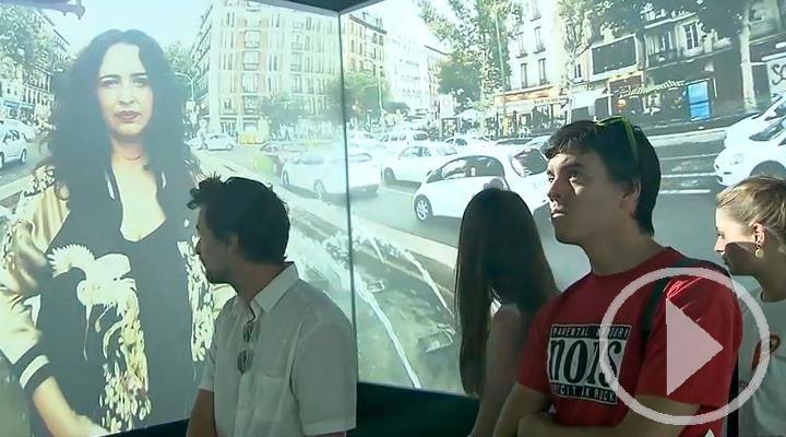 Los rostros anónimos que dan vida a las calles de Madrid