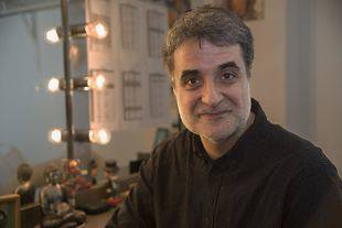 El actor y director Esteve Ferrer
