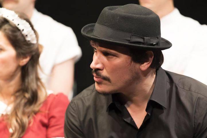 Sergio Peris-Mencheta, director de La cocina.
