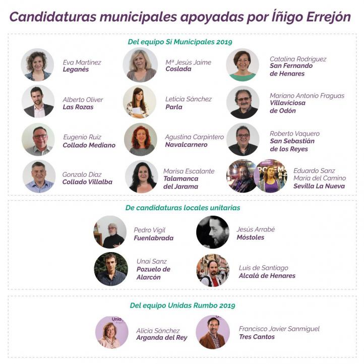 Errejón se revuelve contra Espinar y también marca a sus candidatos en las primarias locales