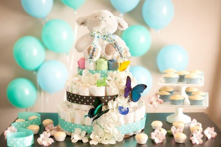 Las últimas tendencias en organización y regalos para el baby shower