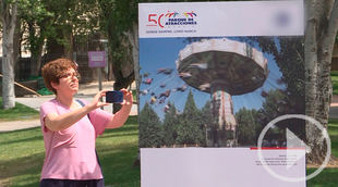 El Parque de Atracciones repasa su historia en fotos