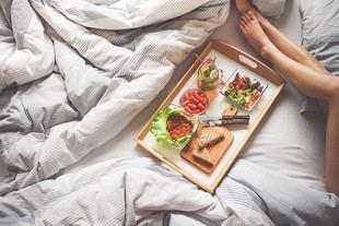 Los regalos y desayunos sorpresa provocan felicidad