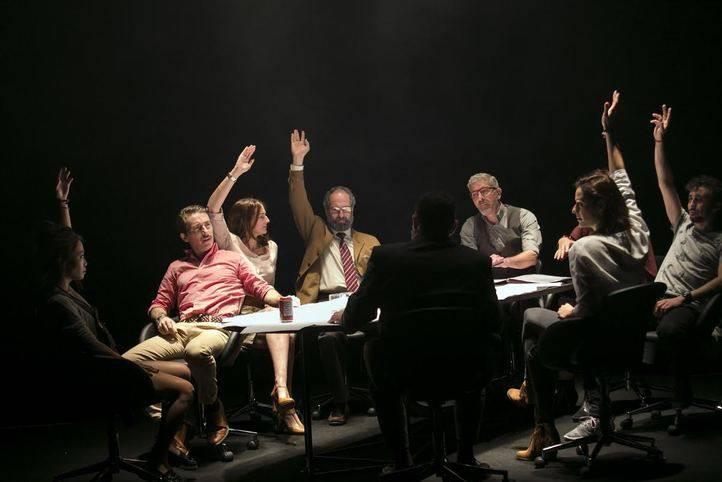 'El jurado' en las Naves el Español
