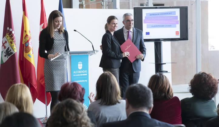 Más de 6 millones de euros para luchar contra la violencia de género en los municipios madrileños